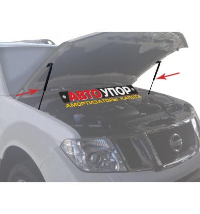 Амортизатор (упор) капота на Nissan Navara UNINAV011