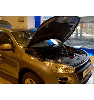 Амортизатор (упор) капота на Peugeot 4008 KU-CE-AICR-00
