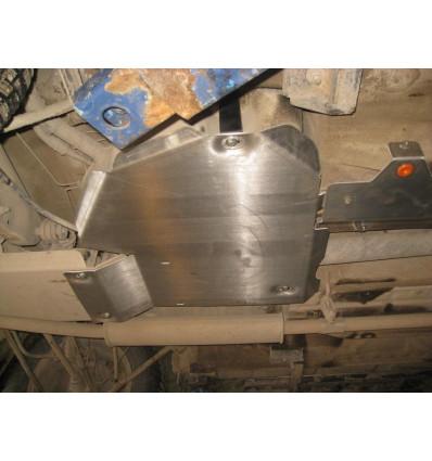 Защита топливного бака на Renault Duster 33.821.C2