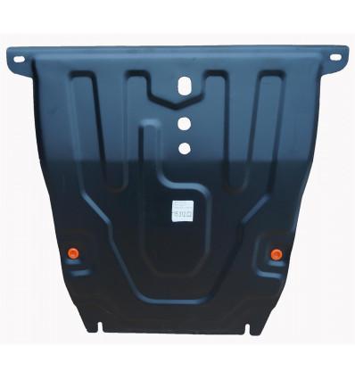 Защита картера двигателя и кпп на Chery Tiggo 15.312.C2