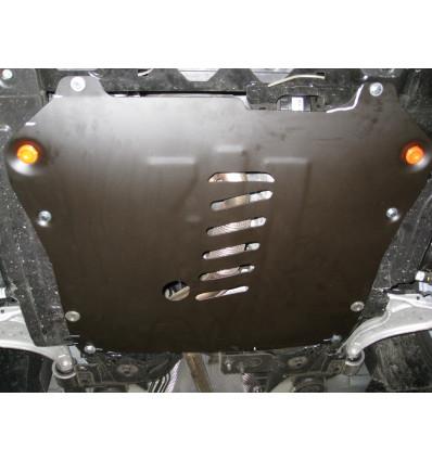 Защита картера двигателя и кпп на Chevrolet Cruze 10.399.C1.5