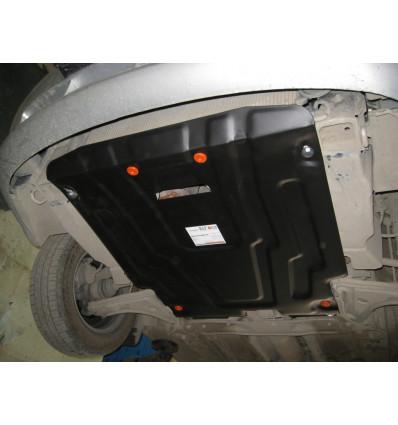 Защита картера двигателя и кпп на Chevrolet Lacetti 10.388.C1.5