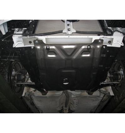 Защита картера двигателя и кпп на Daewoo Naxia 19.398.C2