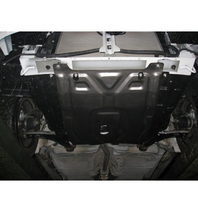 Защита картера двигателя и кпп на Ford C-Max 03.294.C2