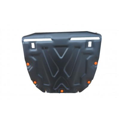 Защита картера двигателя и кпп на Honda CR-V 18.750.C2