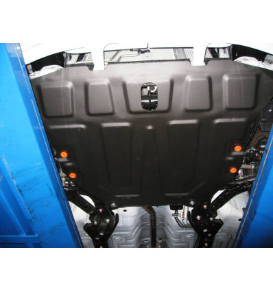 Защита картера двигателя и кпп на Hyundai Accent 04.086.C2