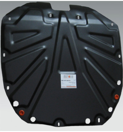 Защита картера двигателя и кпп на Hyundai Santa Fe 04.414.C2