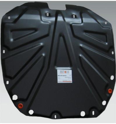 Защита картера двигателя и кпп на Hyundai ix55 04.414.C2