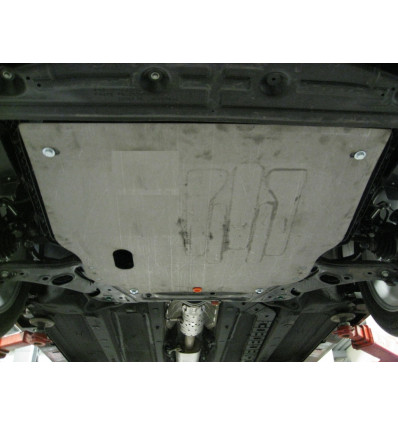 Защита картера двигателя и кпп на Hyundai Sonata 04.724.C2