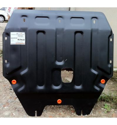 Защита картера двигателя и кпп на Kia Picanto 05.704.C2
