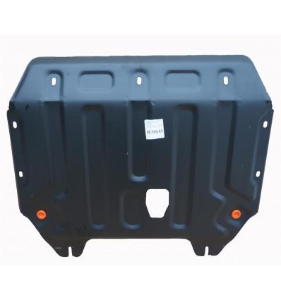 Защита картера двигателя и кпп на Kia Soul 05.350.C2