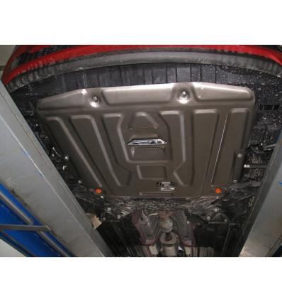 Защита картера двигателя и кпп на Hyundai i30 05.379.C2