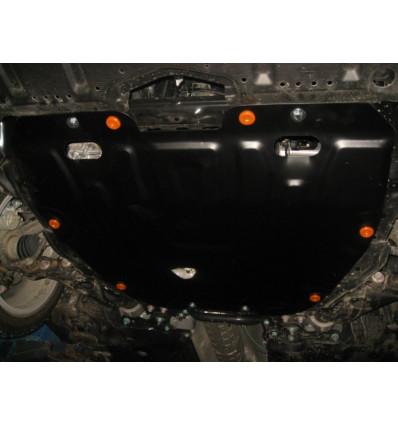 Защита картера двигателя и кпп на Mazda 6 06.266.C2