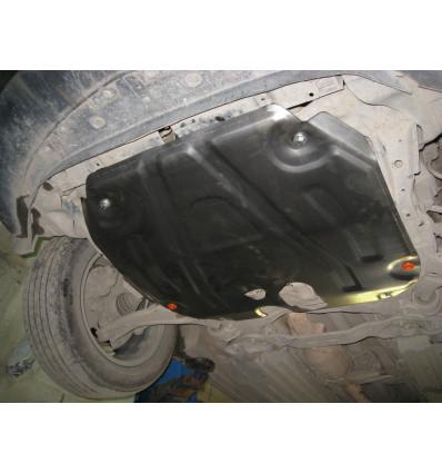 Защита картера двигателя и кпп на Mazda CX-7 06.244.C3