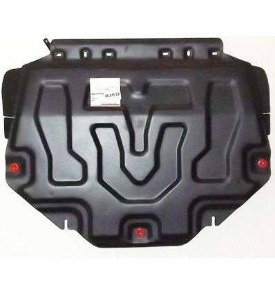 Защита картера двигателя и кпп на Mazda CX-5 06.215.C2