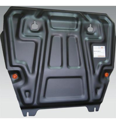 Защита картера двигателя и кпп на Nissan X-Trail 07.258.C3