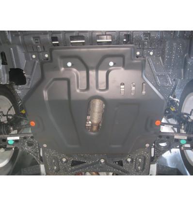 Защита картера двигателя и кпп на Opel Mokka 13.807.C2