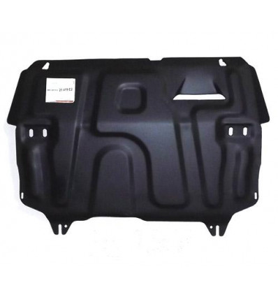 Защита картера двигателя и кпп на Volkswagen Polo 25.419.C2