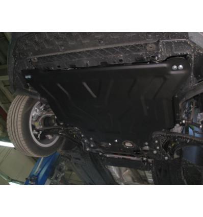 Защита картера двигателя и кпп на Skoda Octavia 25.753.C2