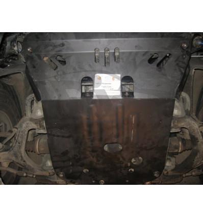 Защита картера двигателя на Ssang Yong Rexton 14.316.С3
