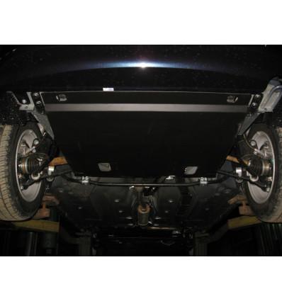 Защита картера двигателя и кпп на Лада Гранта 28.08