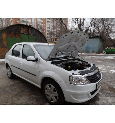 Амортизатор (упор) капота на Renault Logan KU-RE-LO00-02