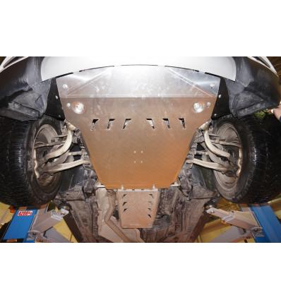 Защита картера двигателя и кпп на BMW X5 34.07ABC