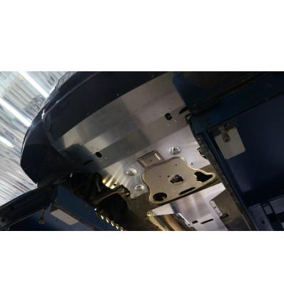 Защита картера двигателя и кпп на BMW 7 34.11ABC