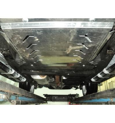 Защита кпп и рк на Cadillac Escalade 04.03ABC