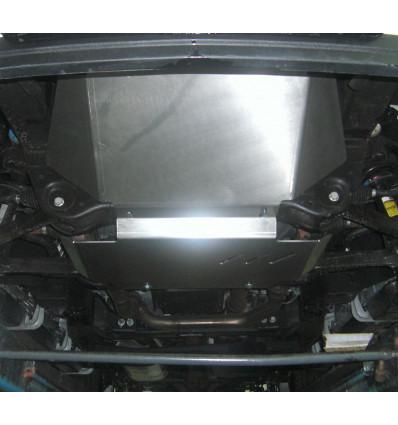 Защита картера двигателя на Chevrolet Tahoe 04.02ABC