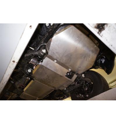 Защита картера на Ford Ranger 08.08ABC