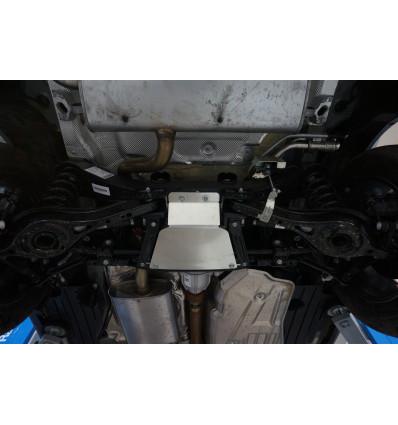 Защита заднего редуктора на Ford Kuga 08.10ABC