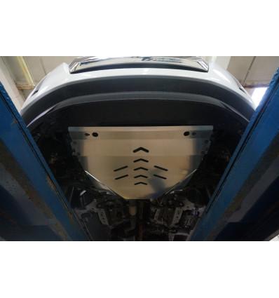 Защита картера двигателя на Ford Edge 08.15ABC