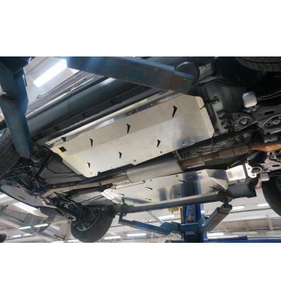 Защита днища на Ford Explorer 08.17ABC