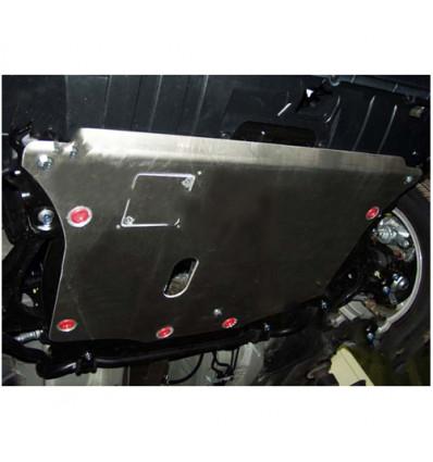 Защита картера двигателя и кпп на Honda Civic 09.02ABC