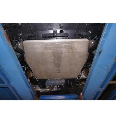 Защита картера двигателя и кпп на Honda Civic 09.11ABC