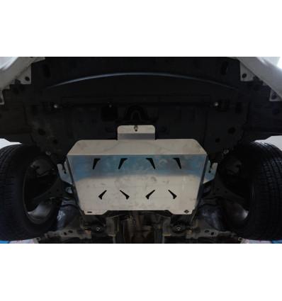 Защита картера двигателя и кпп на Honda Accord 09.23ABC