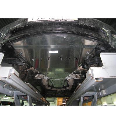 Защита картера двигателя на Infiniti Q70 15.04ABC
