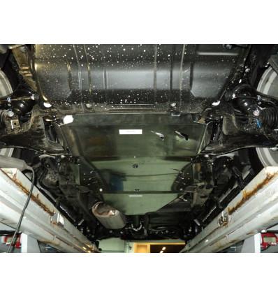 Защита РК кпп на Nissan Patrol 15.11ABC