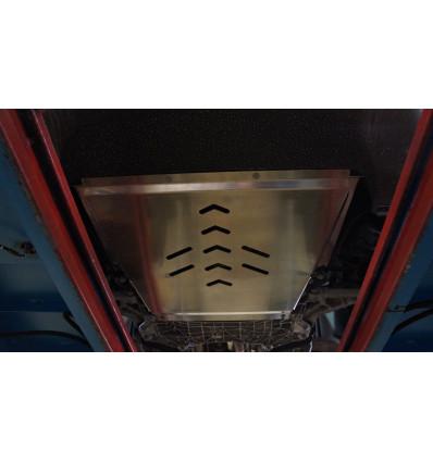 Защита картера двигателя на Jeep Cherokee 04.24ABC