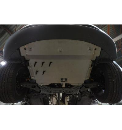 Защита картера двигателя и кпп на Kia Sorento 11.11ABC