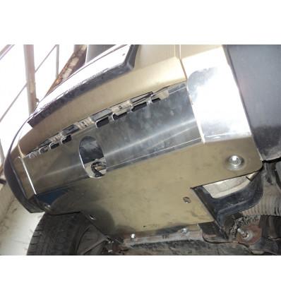 Защита картера двигателя на Land Rover Discovery 35.01ABC