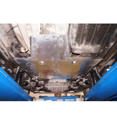 Защита кпп и рк на Land Rover Discovery 35.03ABC