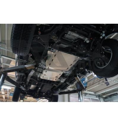 Защита кпп и рк на Mitsubishi L200 14.22ABC