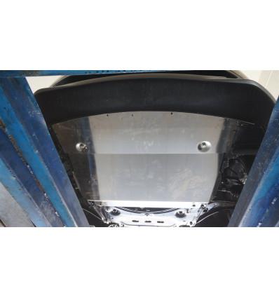 Защита картера двигателя и кпп на Nissan Qashqai 15.25ABC