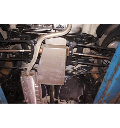 Защита редуктора на Nissan Terrano 28.02ABC