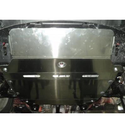 Защита картера двигателя и кпп на Ssang Yong Kyron 29.01ABC