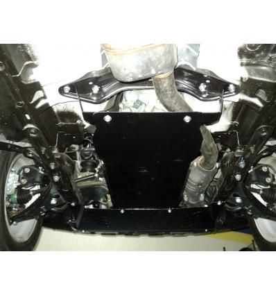 Защита АКПП на Subaru Outback 22.02ABC