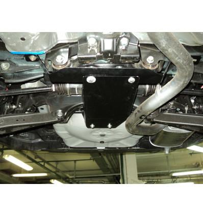 Защита редуктора на Subaru Forester 22.03ABC