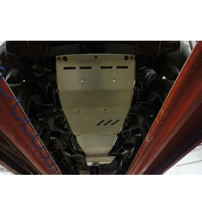 Защита днища на Lexus GX460 24.09ABC